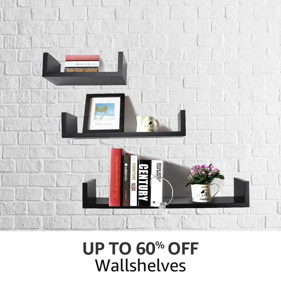 up to 60 off wall shelves - Furniture Design Online