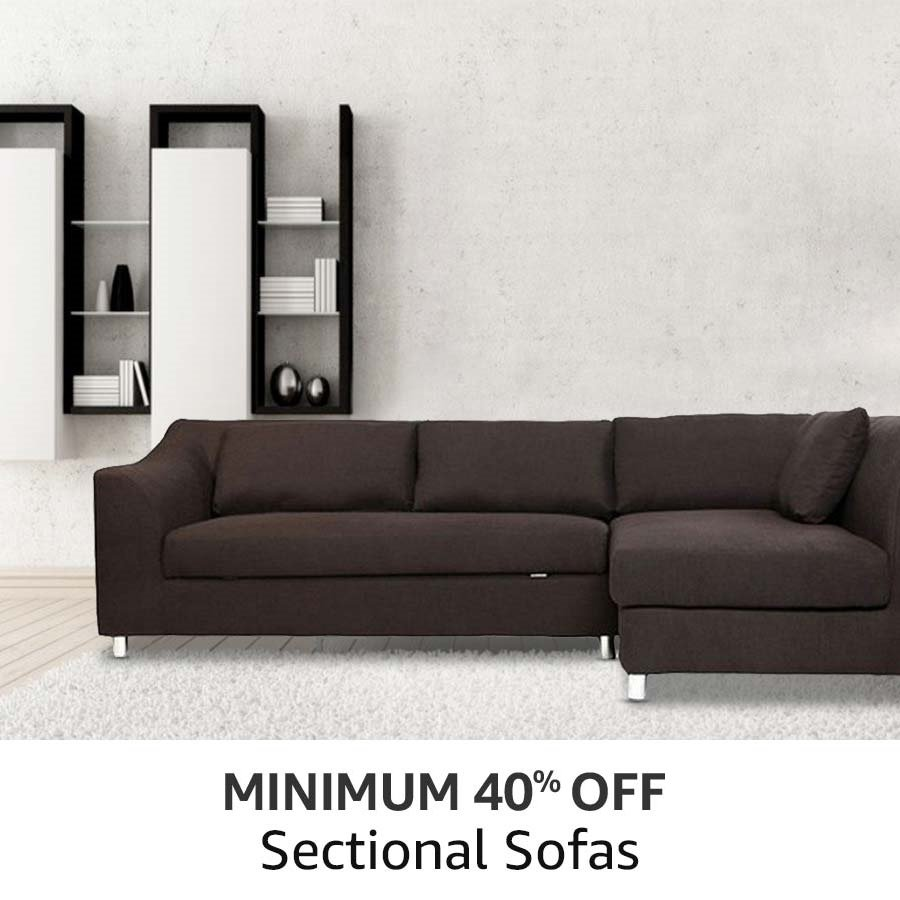 Sectional Sofa India Online: Sofas: Buy Sofas& Couches Online At Best Prices In India