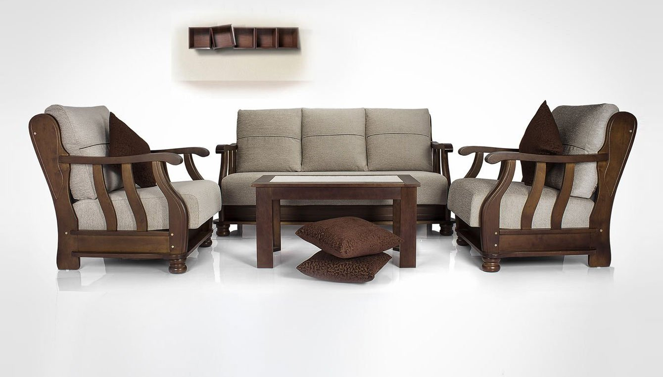Sofas buy sofas couches online at best prices in india for Online living room furniture shopping