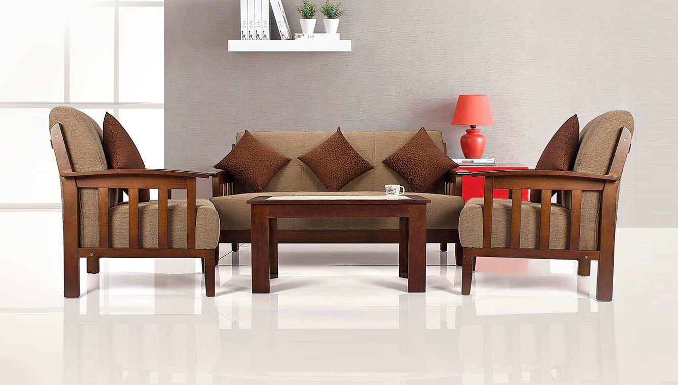 Sofas buy sofas couches online at best prices in india for 9 seater sofa set designs