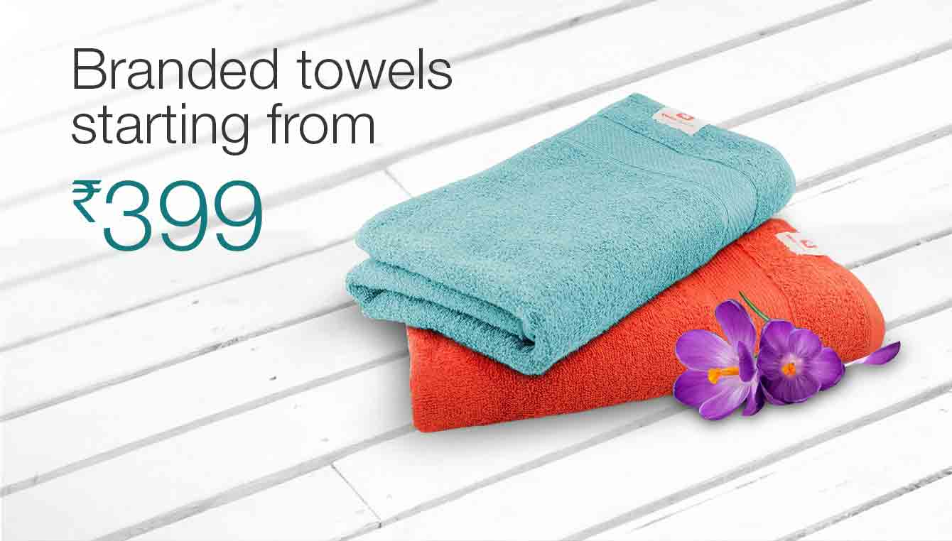 Towels starting from 399. Home Furnishing  Buy Home Furnishing Online at Best Prices in