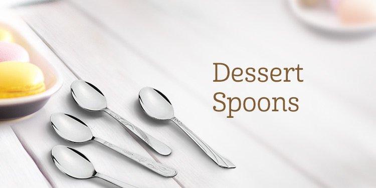 dessert-spoons