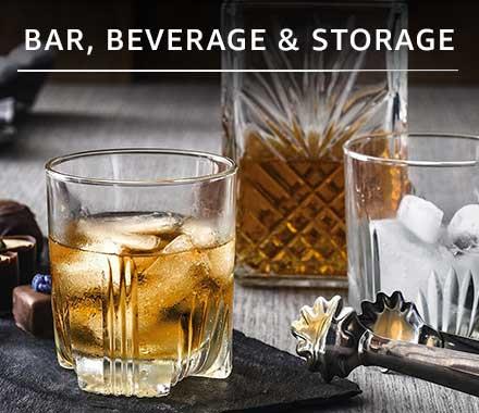Bar, Beverage and Storage