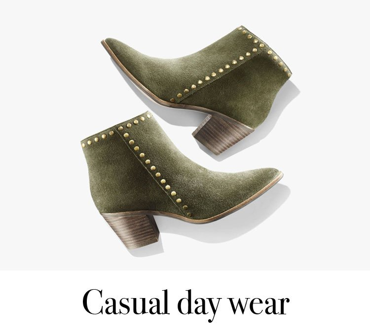 Casual Day Wear Boots
