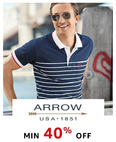 Arrow Min 40%