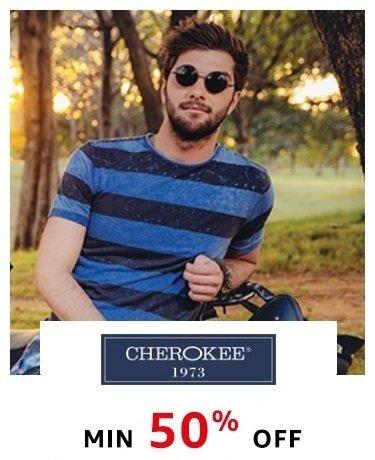 Cherokee Min 50% off