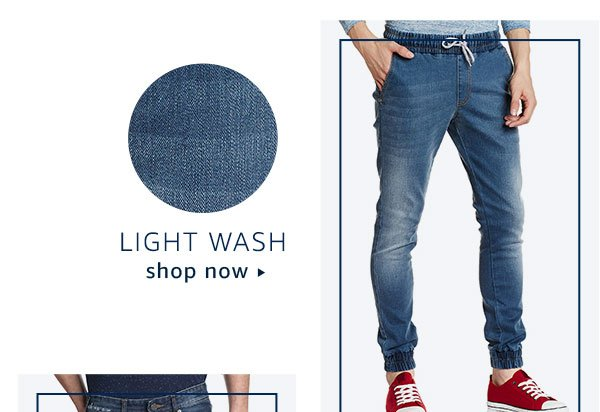 Light Wash