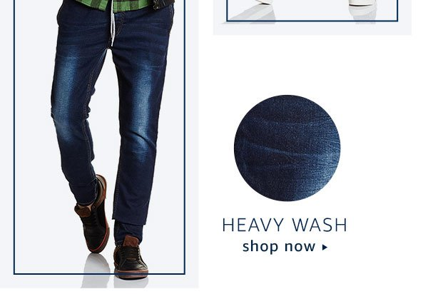 Heavy Wash