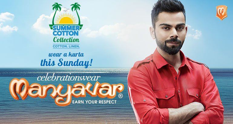Manyavar: The Summer Cotton Collection