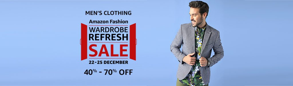 Wardrobe Refresh Sale