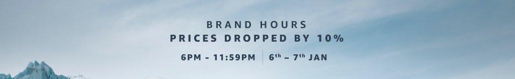 Brand Hour