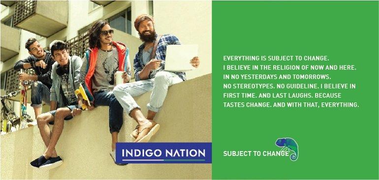 INDIGO NATION MAN