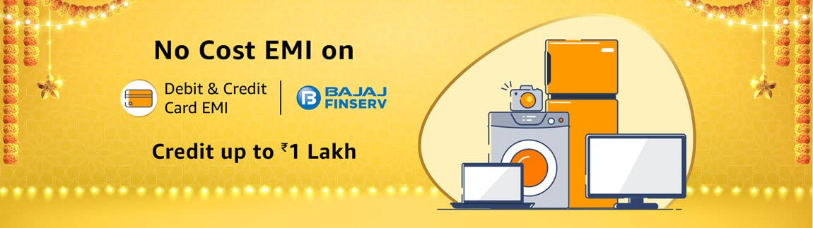 Avail No Cost EMI