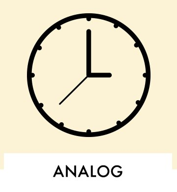 Analog-digital