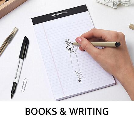 Books & writing