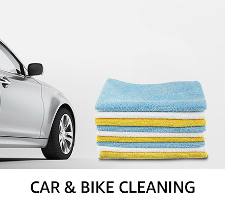 Car & bike cleaning