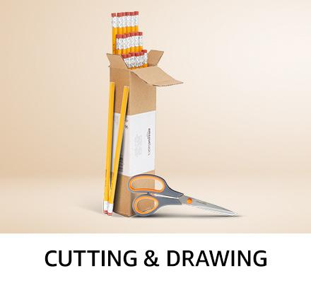 Cutting & drawing