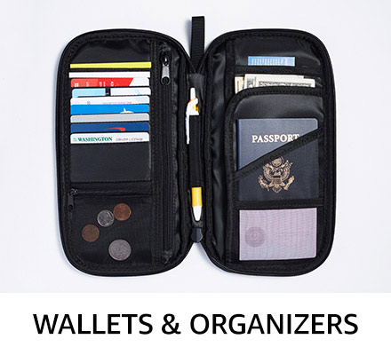 Wallets & organizers
