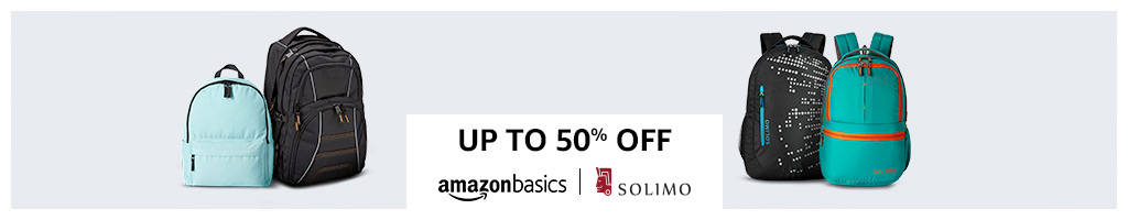 Amazon Basics - Solimo