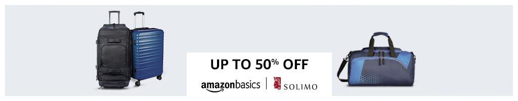 Amazon Basics - Solimo