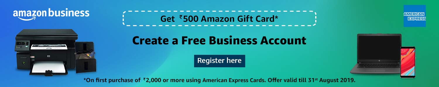create a free business account