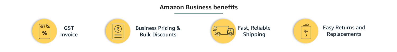 Amazon Business benefits