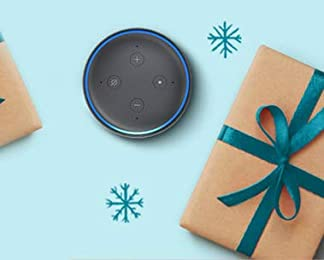 Echo dot with Alexa |Flat ₹500 off