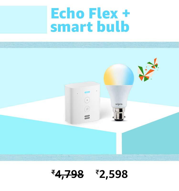 flex and smart bulb