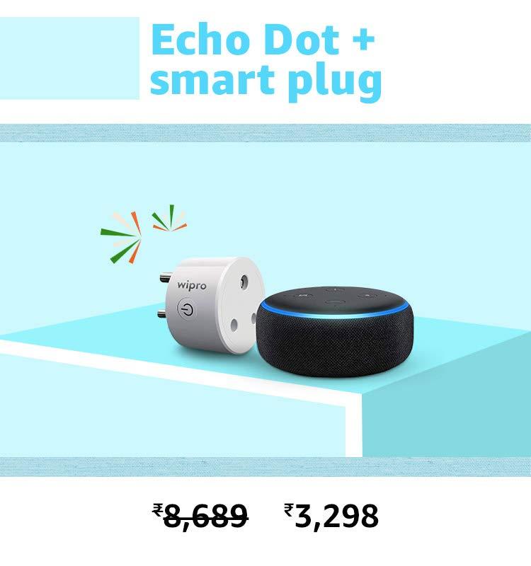 Echo dot and oakremote