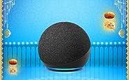amazon.in - Echo Dot 4th Gen, 2020 Smart speaker with Alexa @ just ₹3649