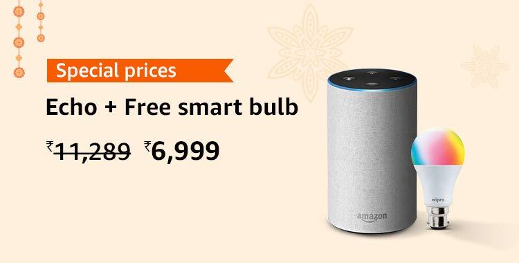 Echo & Smart Bulb