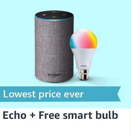 echo free smart bulb