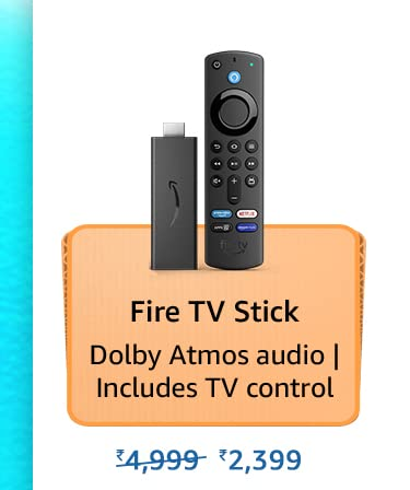 Amazon Prime Day 2021 Offers on Fire TV Stick