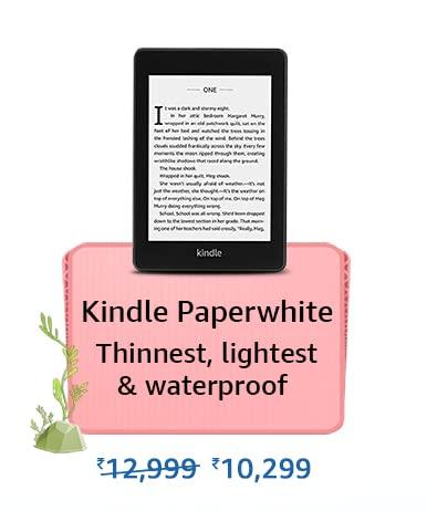 Thinnest & Lightest Kindle Paperwhite
