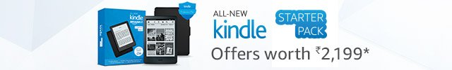 Kindle Starter Pack - All new Kindle