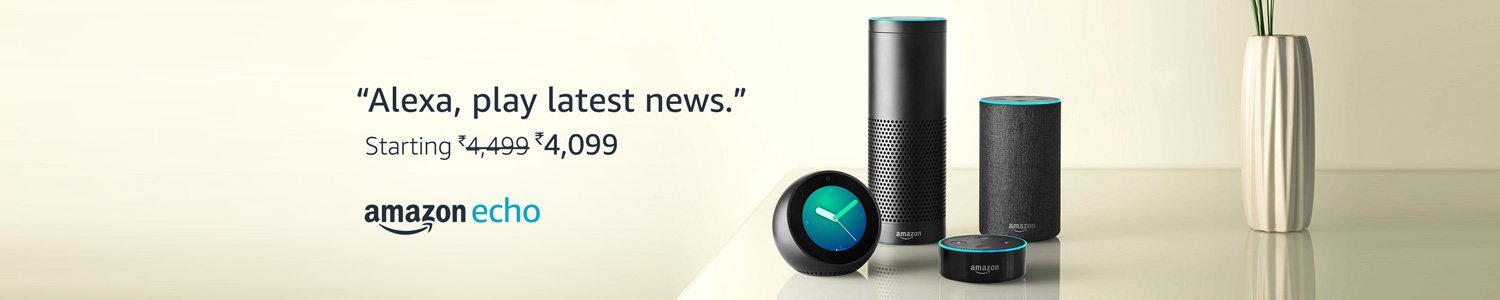 Amazon Device Echo