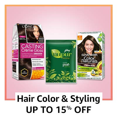 Hair Color & Styling