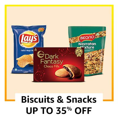 Biscuits & Snacks