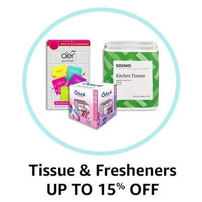 Tissue & Fresheners