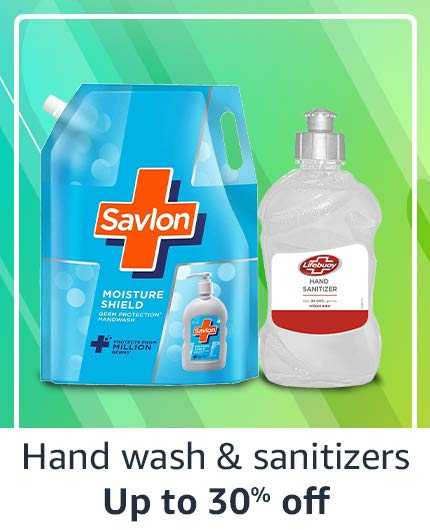 Hand Wash & Sanitizers
