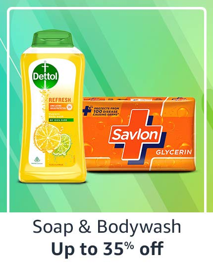 Soap & Body wash