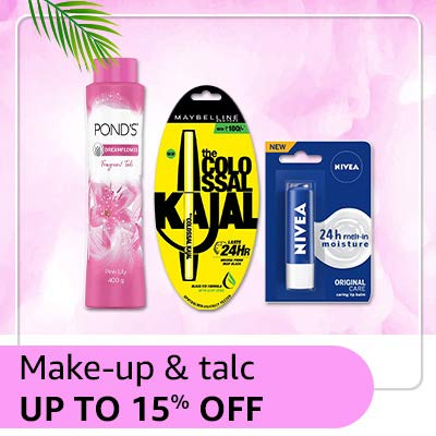 Make-up and Talc