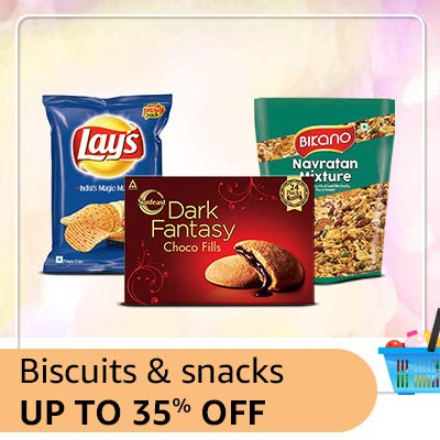 Biscuits & Snacks