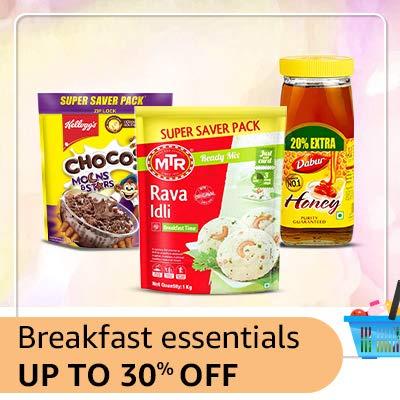 Breakfast Essentials