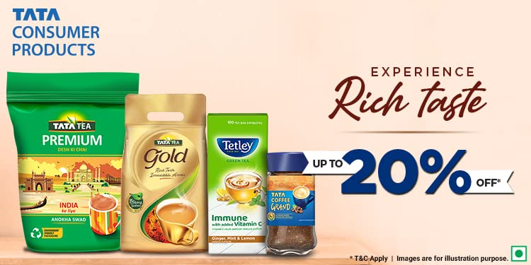 Gold tata food