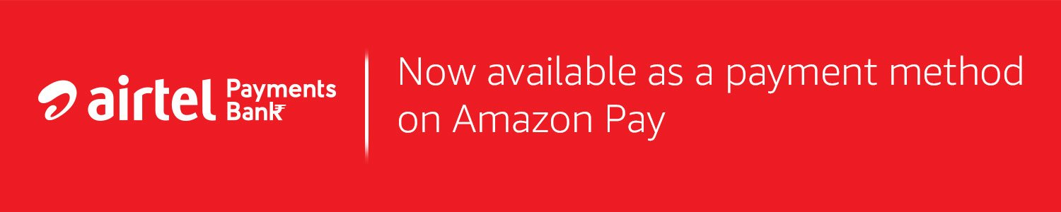 Airtel Payments Bank @ Amazon in