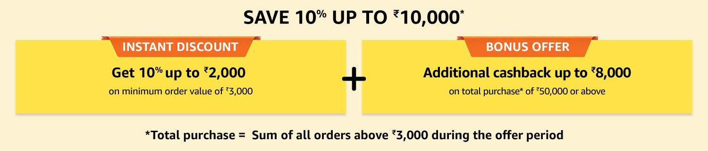 instant discount