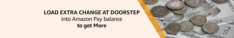 Load cash at doorstep