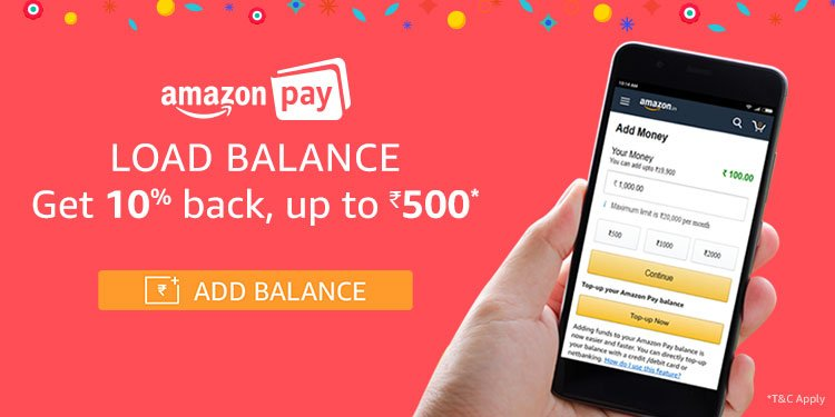 HDFC AND NO COST EMI OFFER @ Amazon in