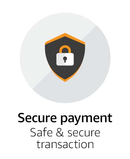 Secure & Safe payment